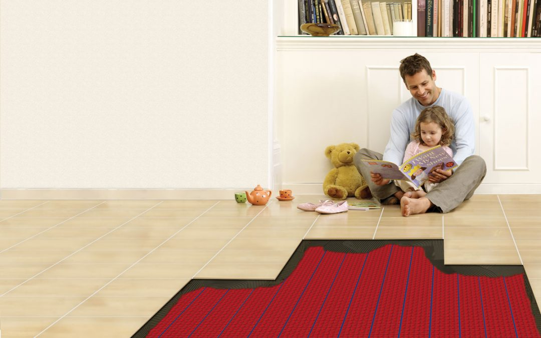 How to Install Electric Underfloor Heating