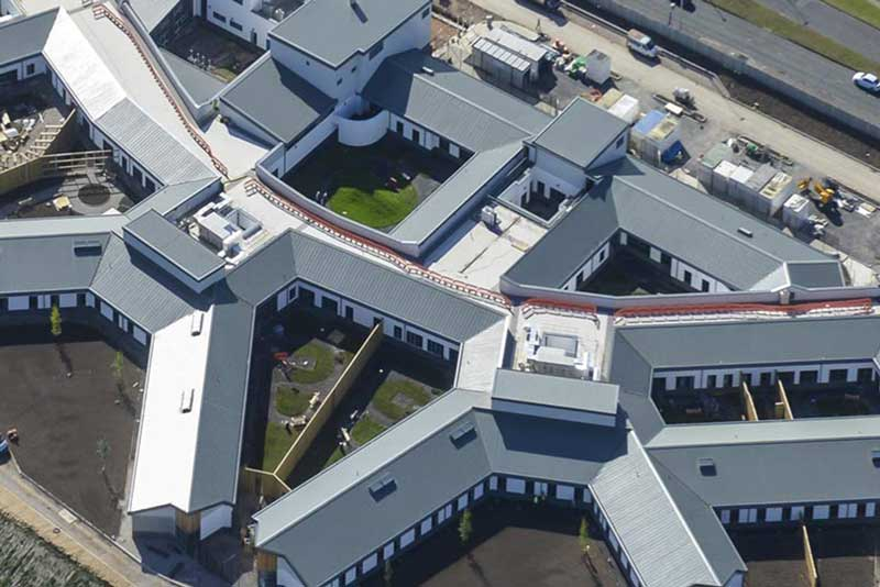 The New Harbour Hospital, Blackpool