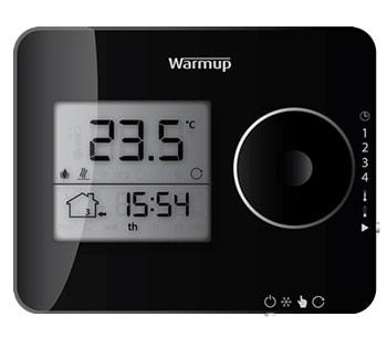 Tempo Thermostat black