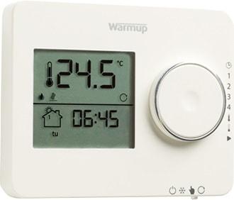 Tempo Thermostat white